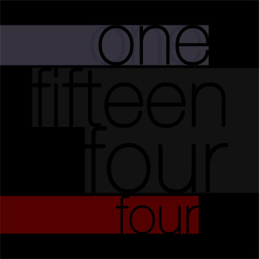 onefifteen four four