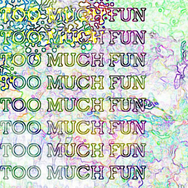 Too Much Fun EP